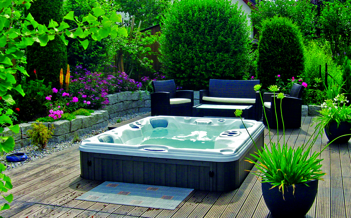 Steps To Create The Perfect Backyard Hot Tub Installation within 14 Genius Ideas How to Upgrade Backyard Hot Tub Landscaping
