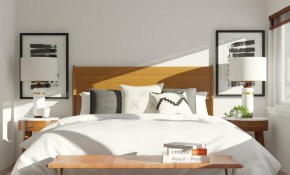 Style Spotlight Mod Visionary Mid Century Bedrooms Apartment within 10 Clever Ideas How to Improve Midcentury Modern Bedroom