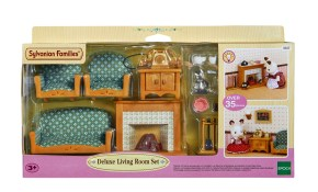 Sylvanian Families Living Room Set Myshindigs throughout 12 Some of the Coolest Tricks of How to Improve Sylvanian Families Cosy Living Room Set