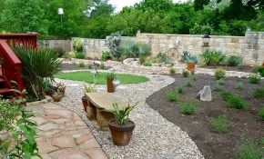 Texas Backyard Landscaping Ideas Home Interior Design 2016 with regard to 13 Awesome Initiatives of How to Makeover Texas Backyard Ideas