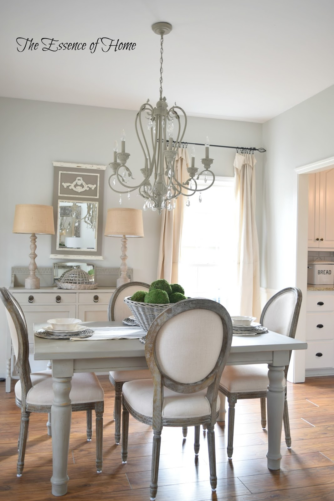 The Essence Of Home New French Style Dining Chairs intended for French Style Living Room Set