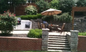 This Is A Great Idea For A Sloped Backyard Dream Home Sloped with 10 Genius Ways How to Upgrade Sloped Backyard Ideas