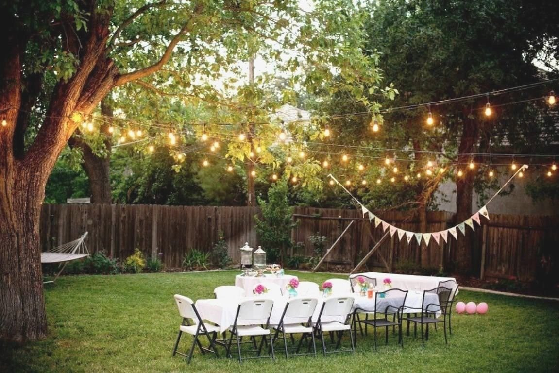 Unique Small Backyard Wedding Reception Ideas Simple Weddings with regard to Outdoor Backyard Wedding Reception Ideas