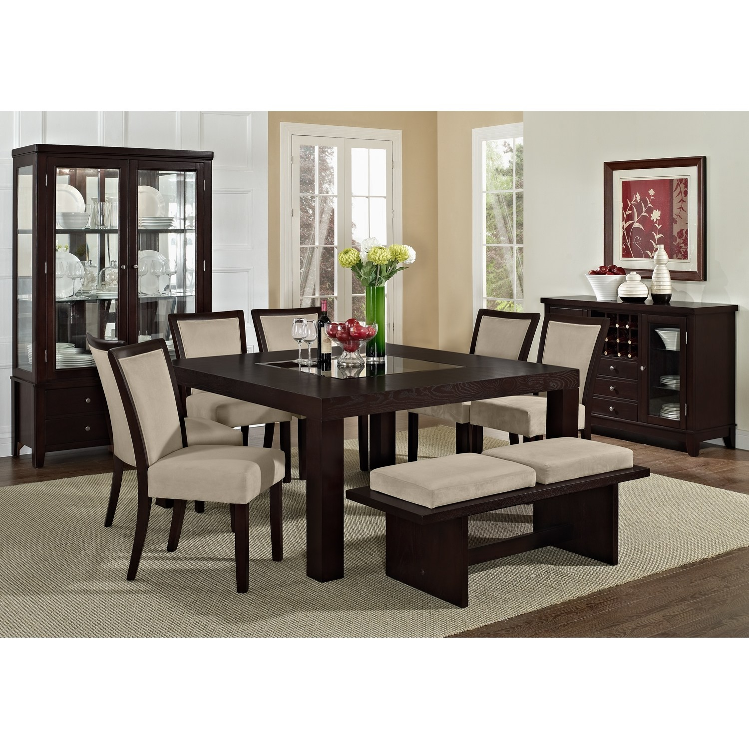 Value City Furniture Dining Room Sets Fetching Value City Dining regarding 10 Awesome Designs of How to Make Value City Living Room Sets