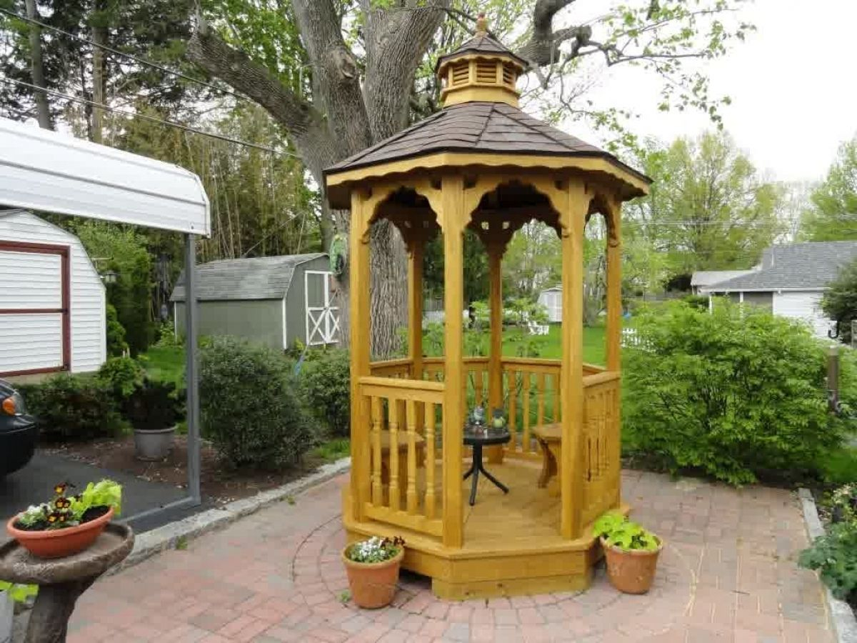 Very Small Outdoor Gazebo Gazebo Ideas Small Garden Gazebo Small regarding Small Backyard Gazebo Ideas