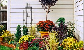 Welcome To The 2015 Southern Home Fall Tour Garden Garden with regard to Landscaping Ideas For Backyard Corner