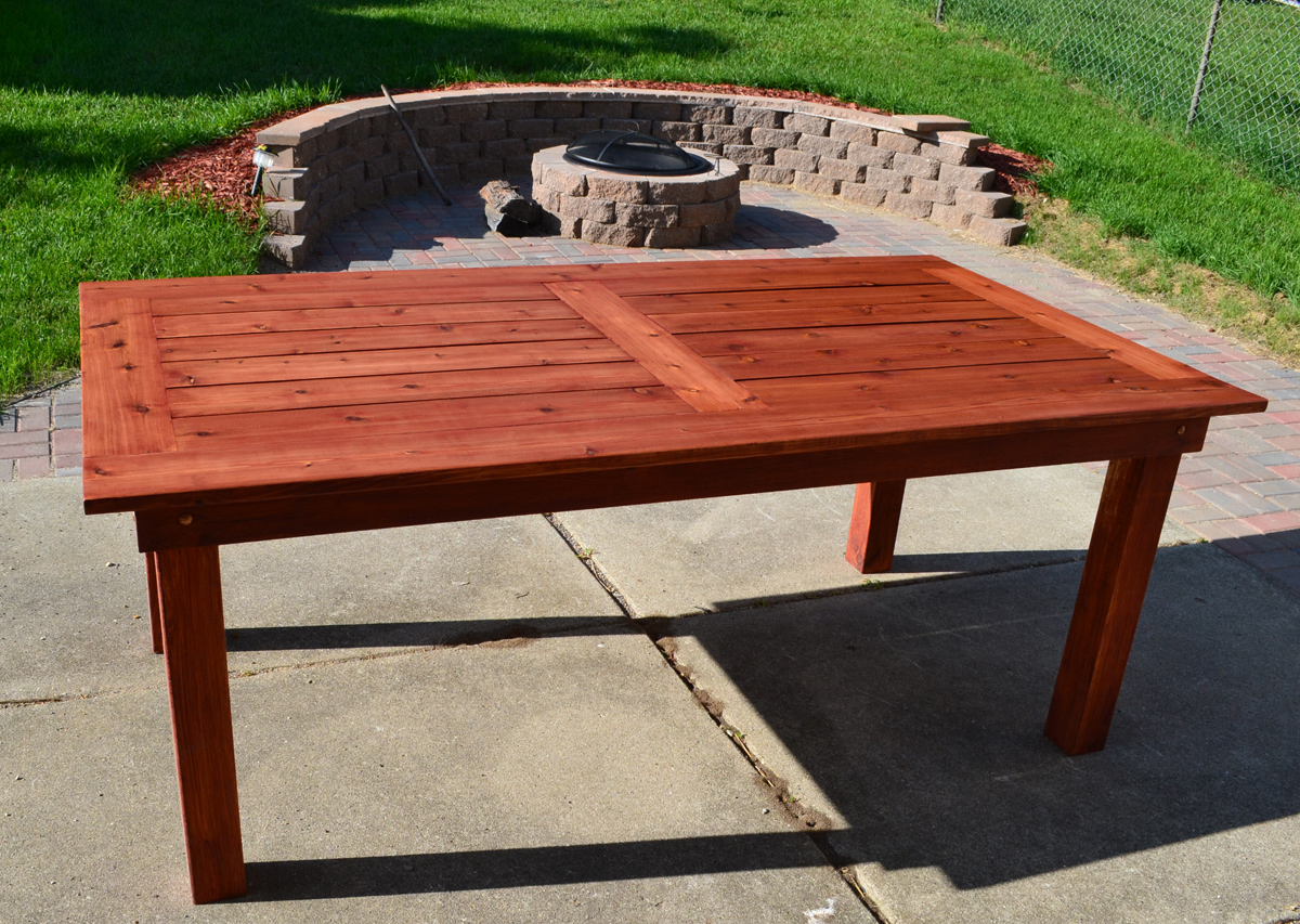 Wood Patio Table Designs Best House Design with Backyard Wood Patio Ideas