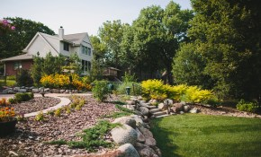 Your Spring Landscape Ideas For A Gorgeous Yard Houselogic regarding Backyard Planting Ideas