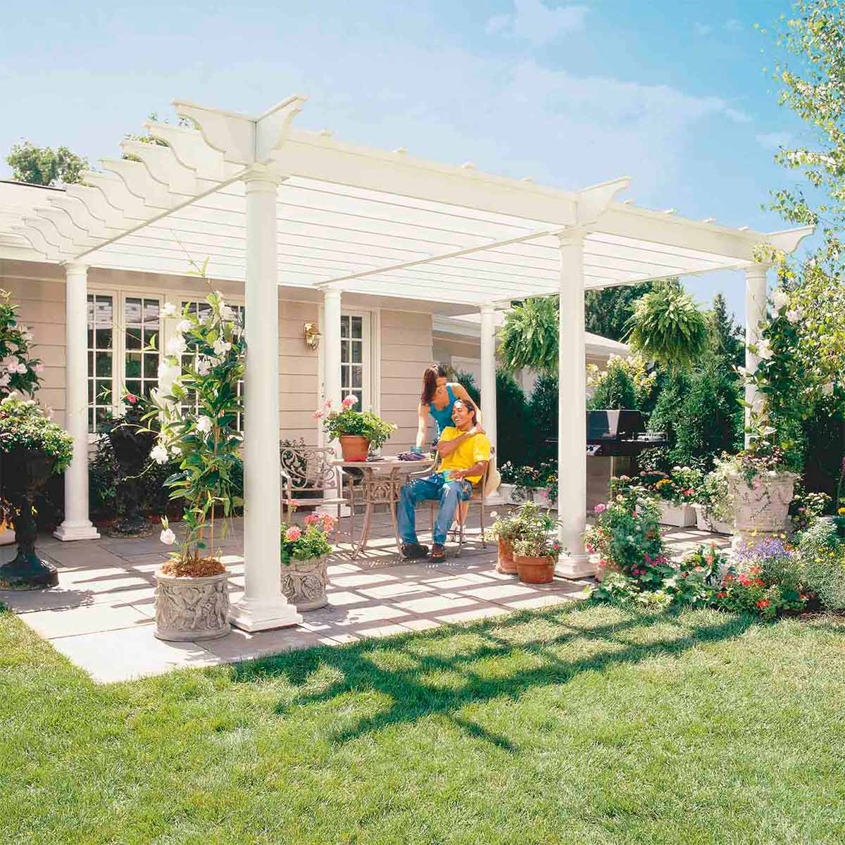 13 Before And After Backyard Makeovers You Can Do In A Weekend The throughout Backyard Makeover Ideas