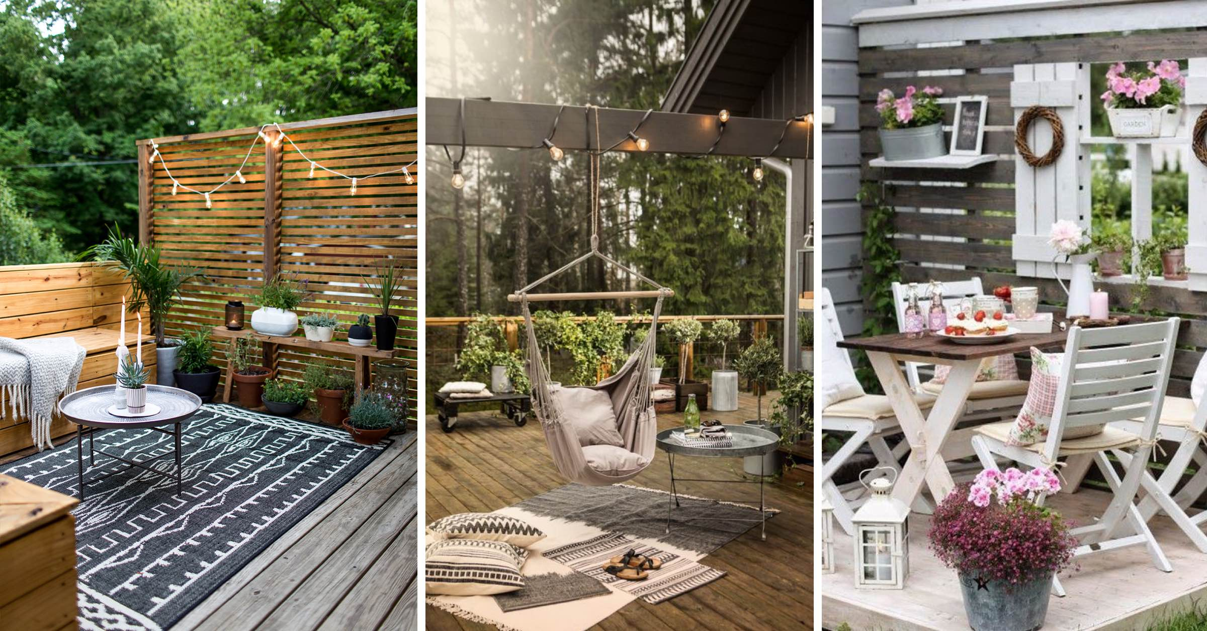 14 Brilliant Small Outdoor Space Design Ideas That Will Totally Awe within 14 Smart Concepts of How to Makeover Ideas For Small Backyard Spaces