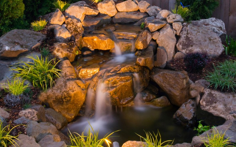 15 Backyard Pond Ideas For Serenity Seekers Pond Ponds Backyard within 10 Smart Ways How to Craft Backyard Water Feature Ideas