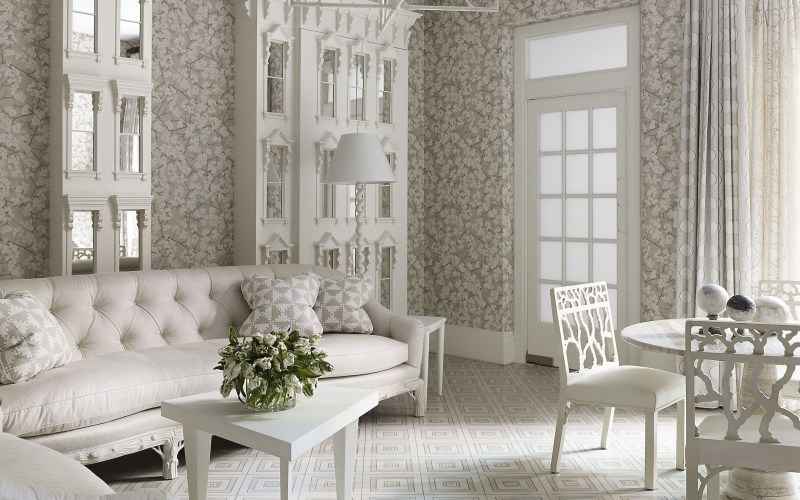 20 White Living Room Furniture Ideas White Chairs And Couches in White Living Room Set
