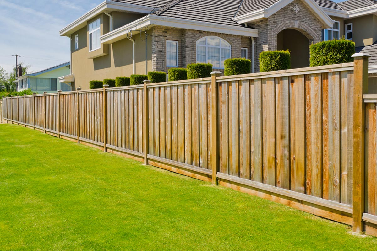 2019 Fence Installation Costs Privacy Fence Cost Per Foot pertaining to Backyard Fence Cost