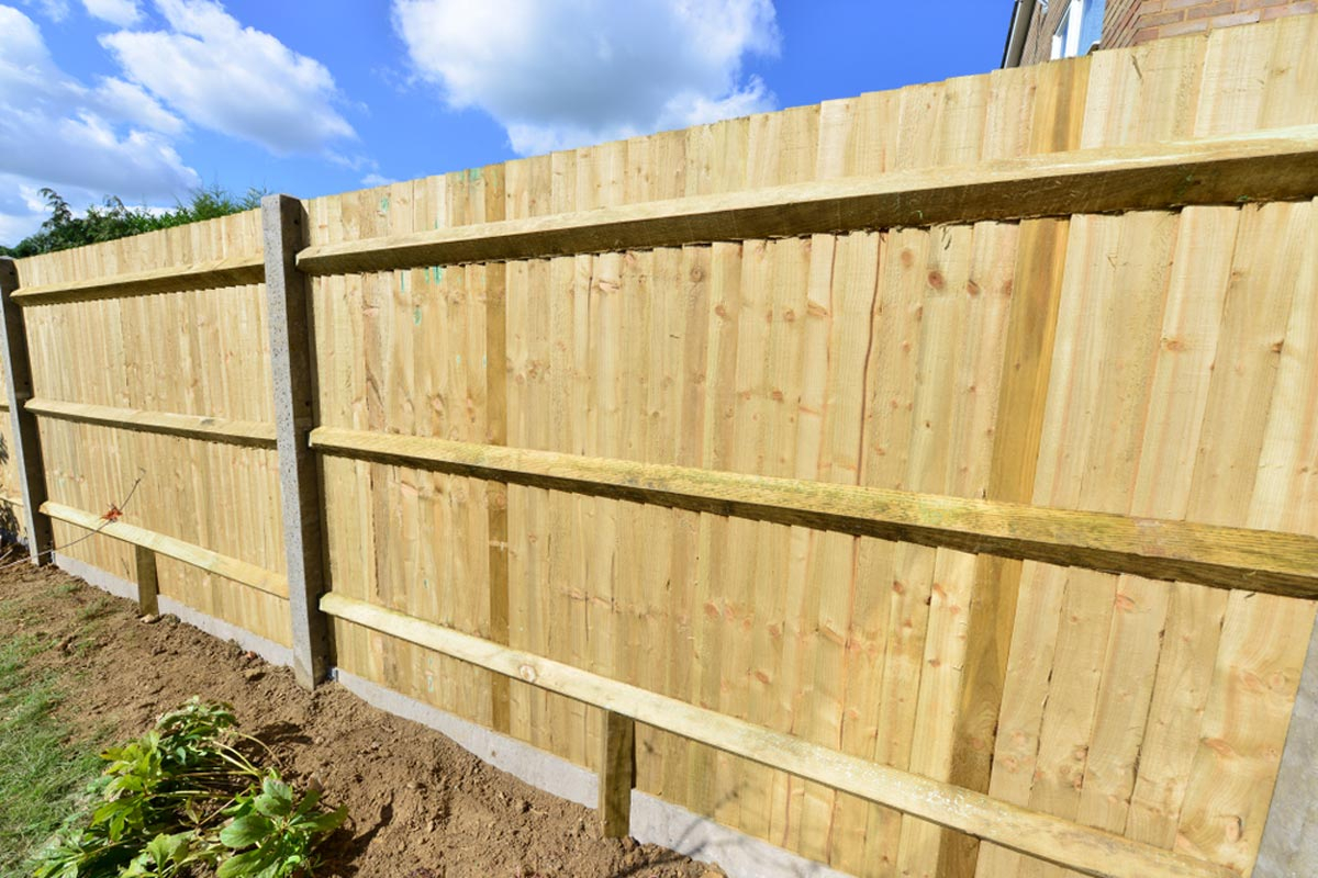 2019 Wood Fence Costs Cost To Install Privacy Fence Per Foot pertaining to Cost Of Fencing Backyard