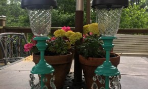 27 Best Creative Solar Light Ideas And Designs For 2019 with regard to Backyard Solar Lighting Ideas