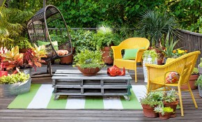 28 Backyard Decorating Ideas Easy Gardening Tips And Diy Projects inside Backyard Decor On A Budget
