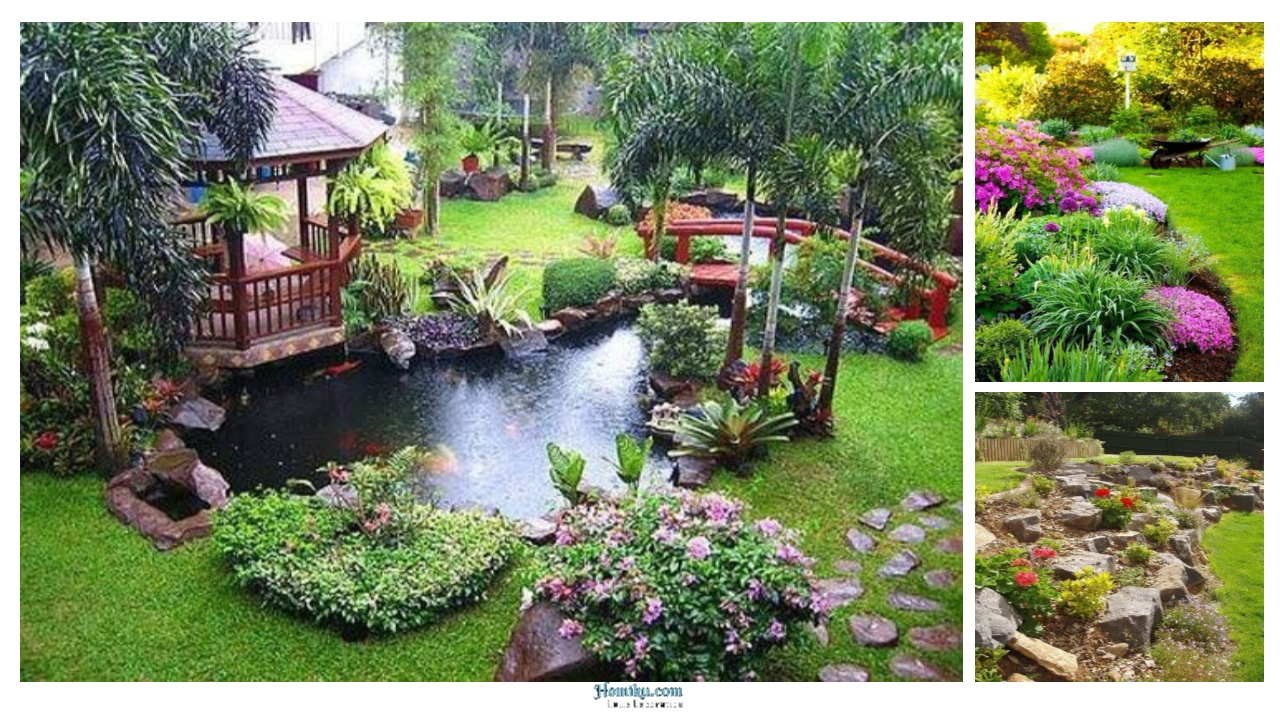 36 Awesome Terrace Landscaping Ideas Homiku in Terraced Backyard Landscaping Ideas