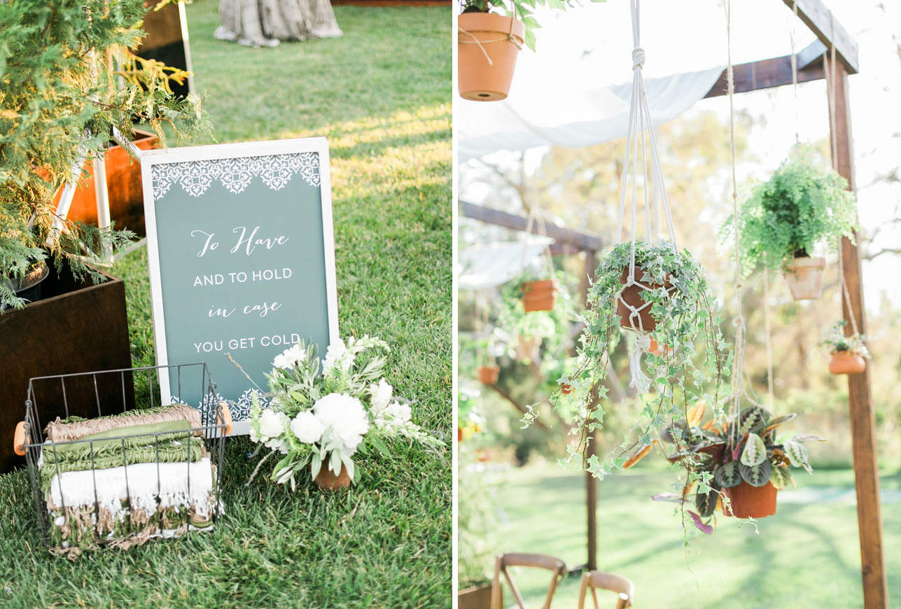 36 Inspiring Backyard Wedding Ideas Shutterfly in Simple Backyard Wedding Decorations