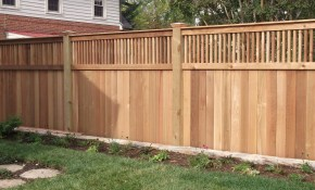 37 Amazing Privacy Fence Ideas And Design For Outdoor Space Great with Types Of Backyard Fences