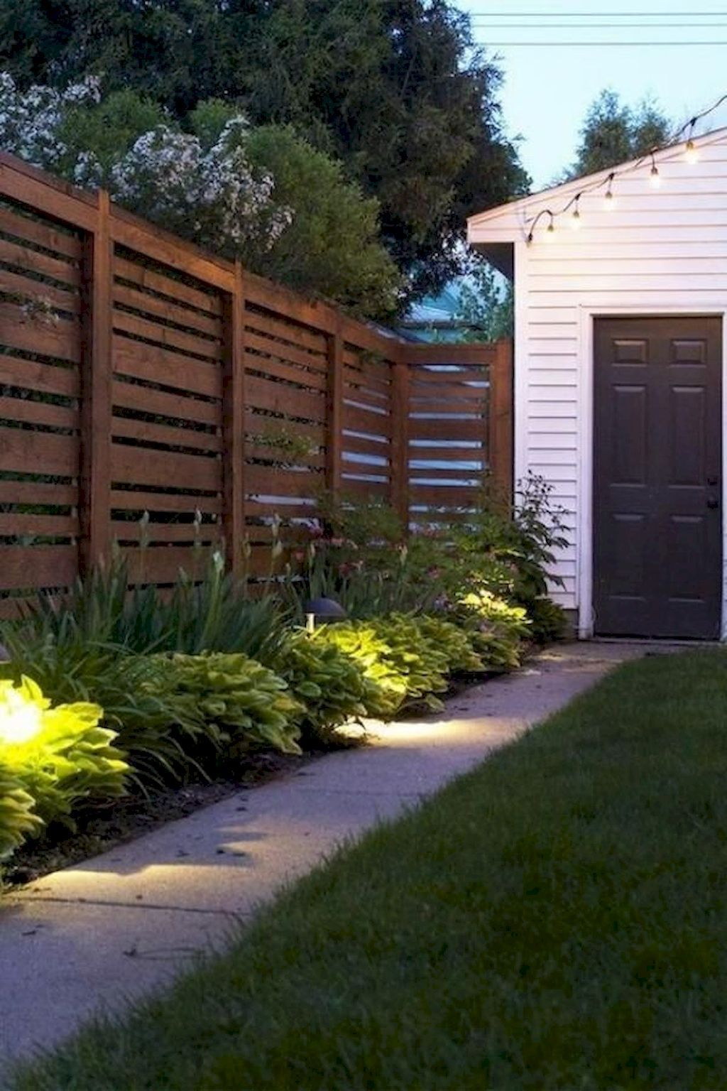 37 Easy Cheap Backyard Privacy Fence Design Ideas In 2019 in 15 Awesome Ways How to Craft Backyard Privacy Ideas Cheap