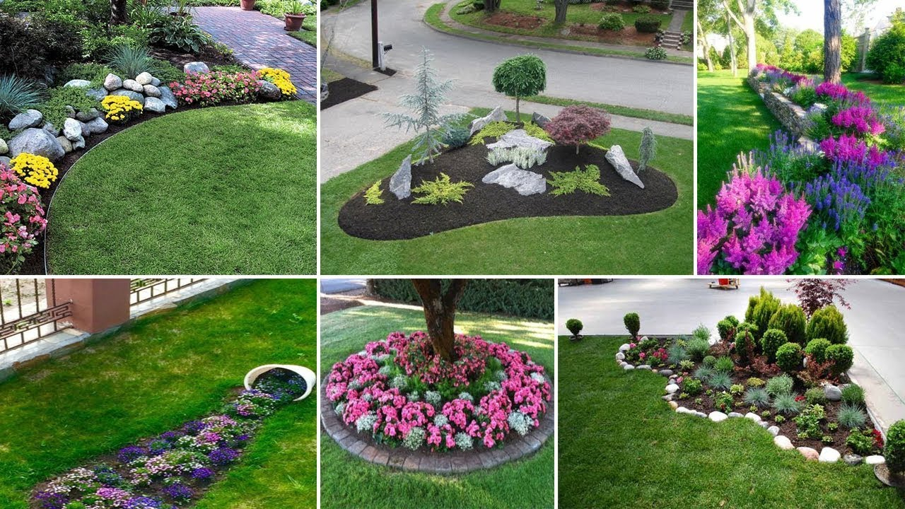 40 Awesome And Cheap Landscaping Ideas Youtube inside 14 Smart Initiatives of How to Makeover Inexpensive Landscaping Ideas For Backyard