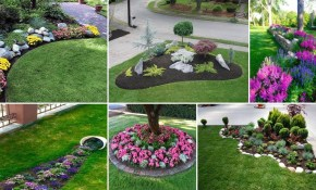 40 Awesome And Cheap Landscaping Ideas Youtube pertaining to Cheap Landscaping Ideas For Backyard