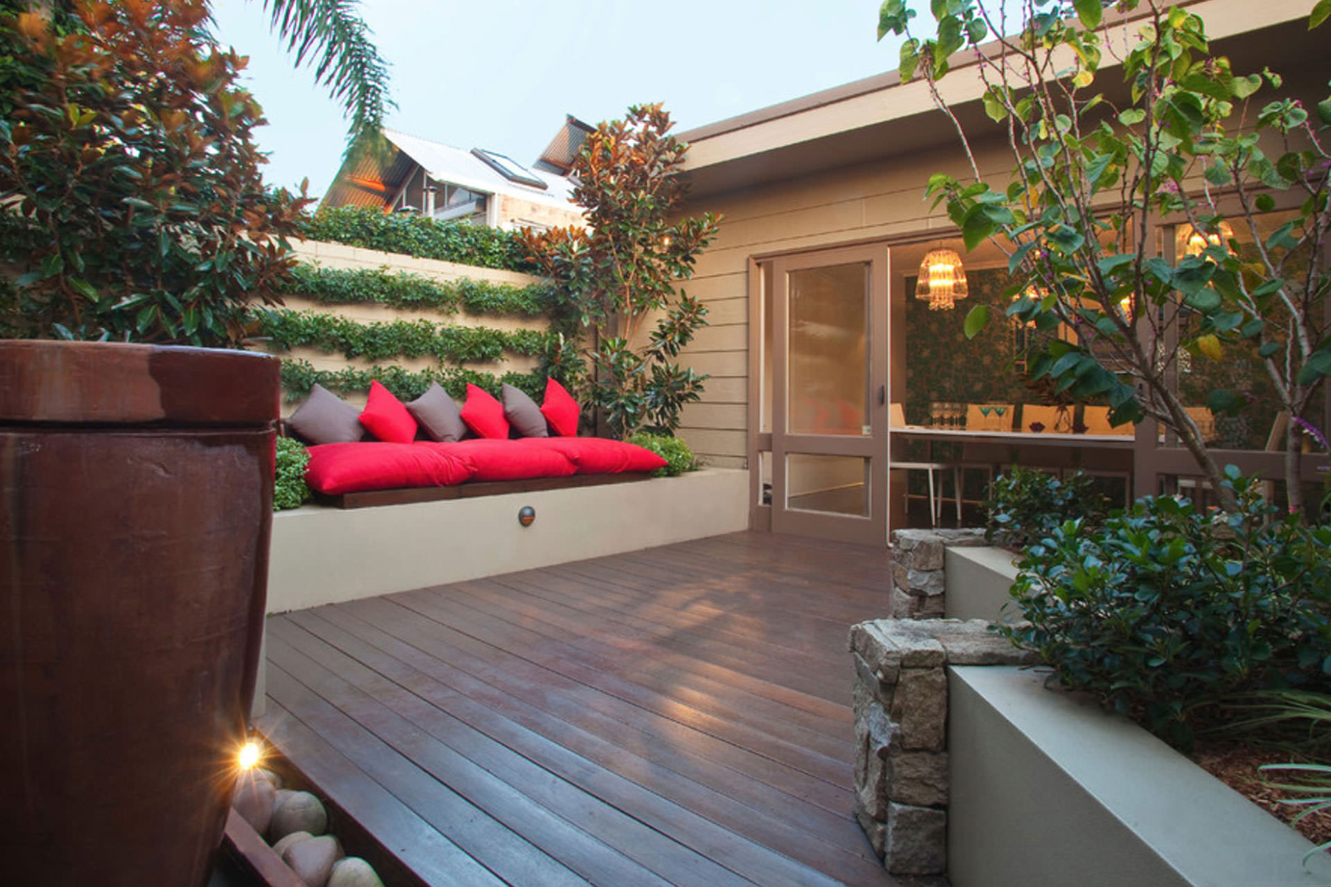 5 Ideas For Making A Big Impact In A Small Outdoor Space throughout 14 Smart Concepts of How to Makeover Ideas For Small Backyard Spaces
