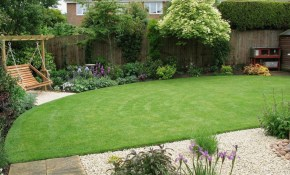 50 Backyard Landscaping Ideas To Inspire You pertaining to Simple Backyard Landscaping