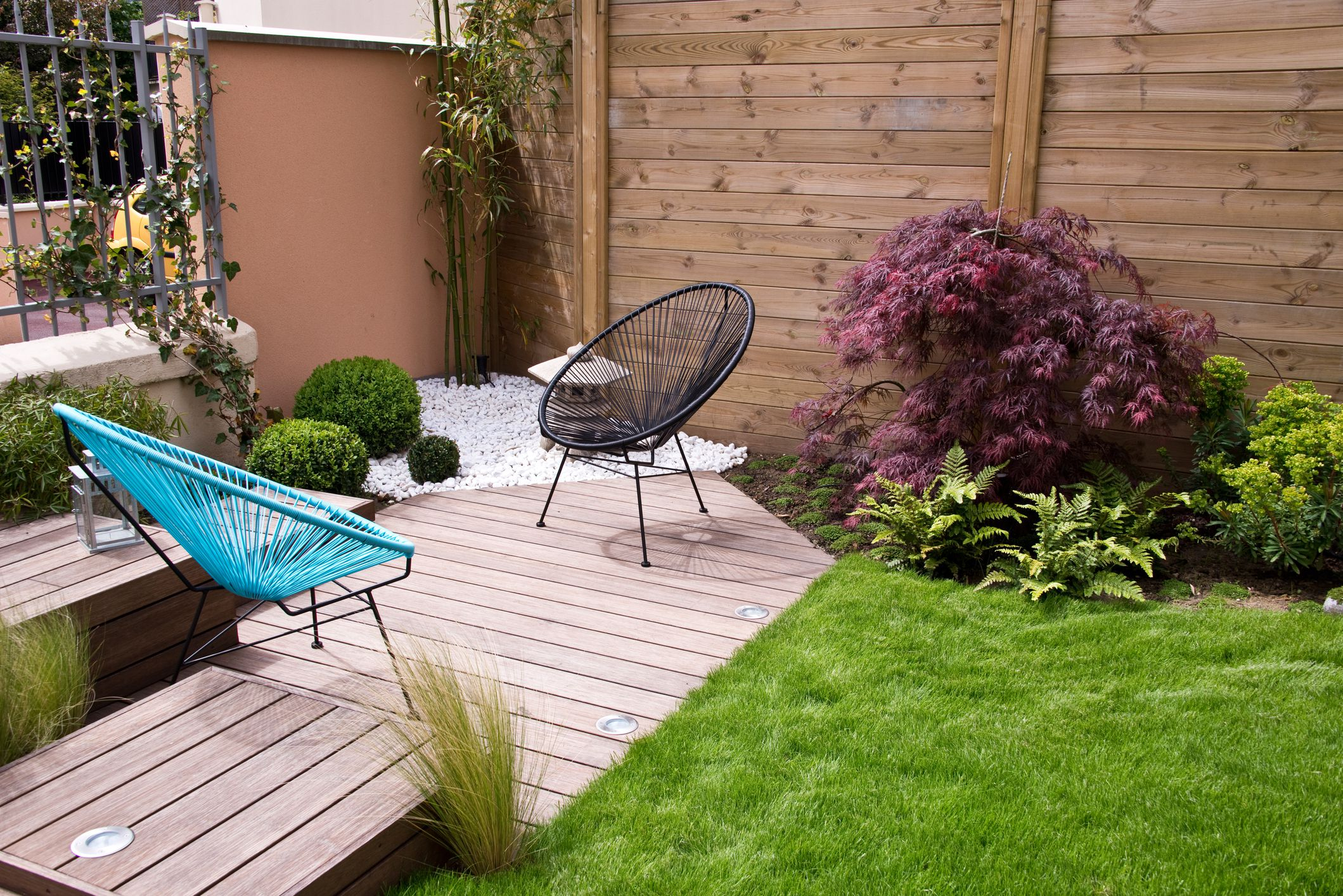 9 Small Garden Design Ideas On A Budget Small Garden Ideas intended for Small Backyard Design Ideas On A Budget