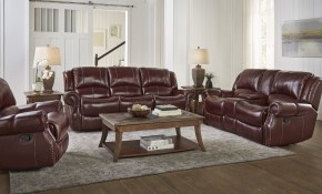 Avalon Leather Living Room Corinthian Avalon2pclr Conns regarding Leather Living Room Sets For Cheap