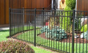 Backyard Fence Ideas For Dog Real Bar And Bistro Best Backyard with Backyard Fencing Ideas For Dogs
