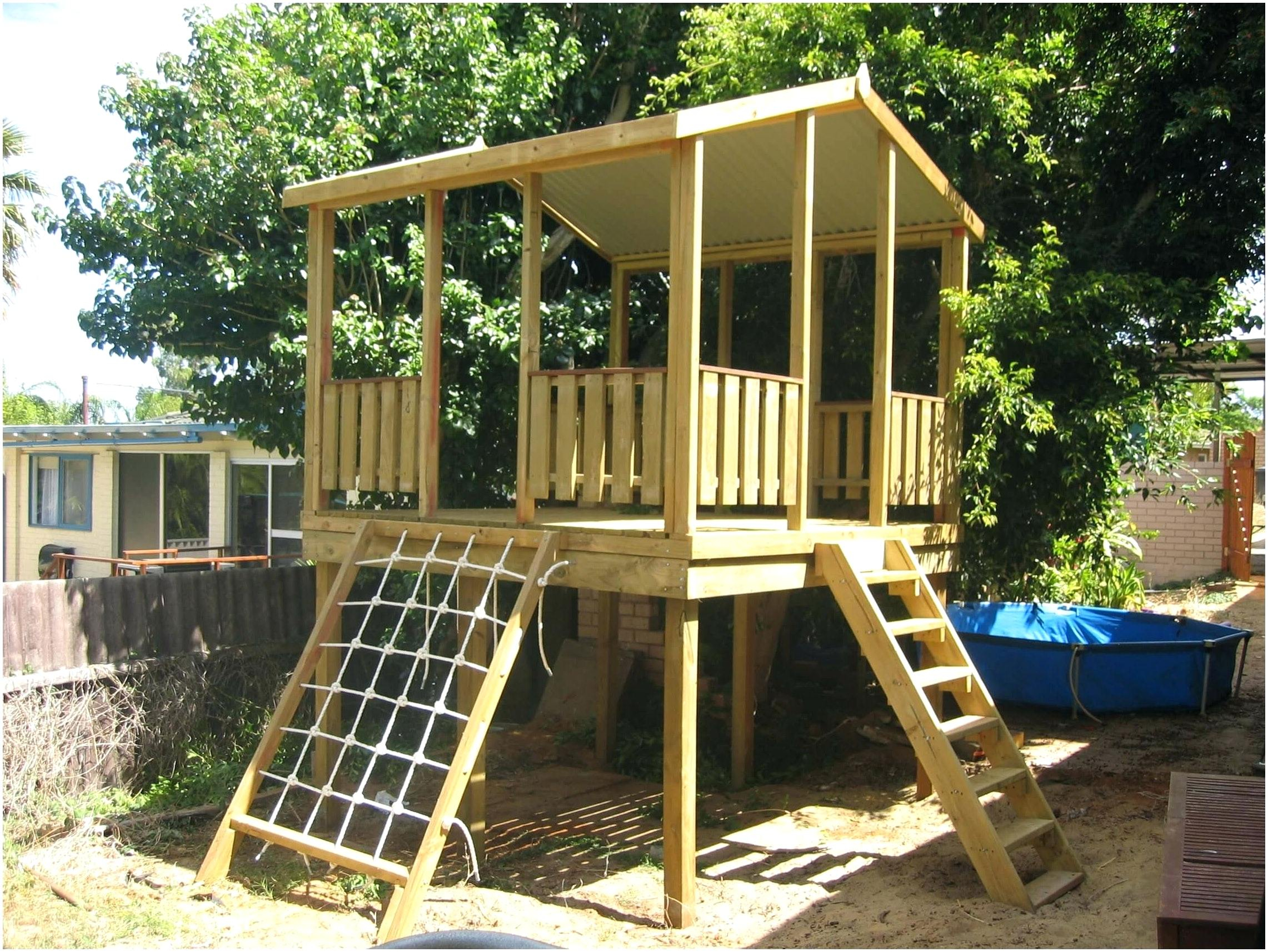 Backyard Fort Plans Backyards Cool Ideas For The Tree Forts Simple regarding Backyard Fort Ideas