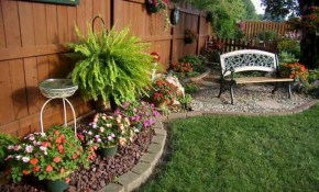 Backyard Garden Design Ideas For Summer Googodecor regarding 15 Clever Ways How to Craft Garden Ideas Backyard