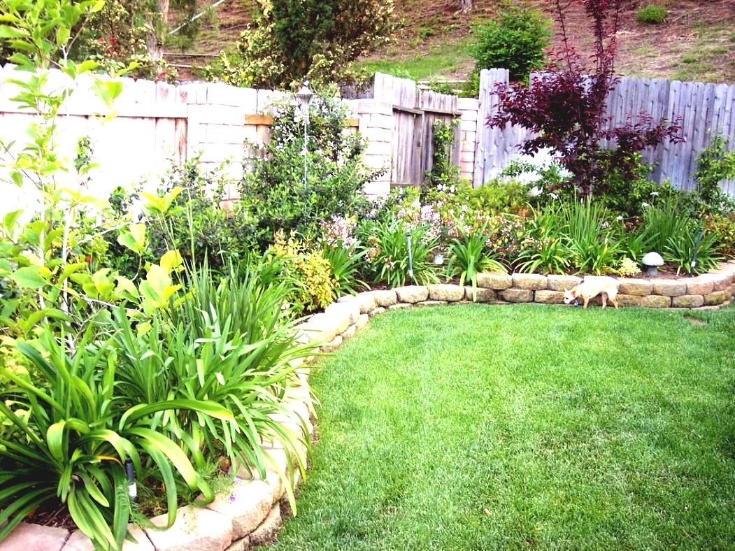 Backyard Landscape Designs With Landscaping House Ideas With with How To Design Backyard Landscaping