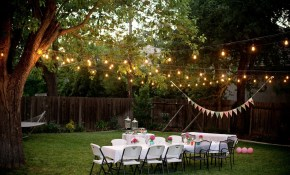Backyard Party Decoration Ideas For Adults Mystical Designs And Tags for Backyard Party Decor