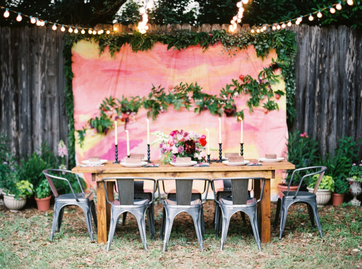 Backyard Wedding Decoration Ideas within Backyard Wedding Decoration Ideas