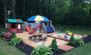 Backyardkid Friendly Backyard Without Grass Playground Ideas For inside Backyard Play Ideas