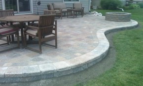 Best Backyard Paver Patio Ideas Designs Design Idea And Decor pertaining to 11 Smart Ideas How to Make Backyard Paving Ideas