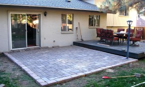 Best Backyard Paver Patio Ideas Designs Design Idea And Decor with regard to 11 Smart Ideas How to Make Backyard Paving Ideas