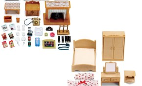 Buy Calico Critters Deluxe Living Room Set And Parents Bedroom Set inside 13 Some of the Coolest Initiatives of How to Build Calico Critters Deluxe Living Room Set
