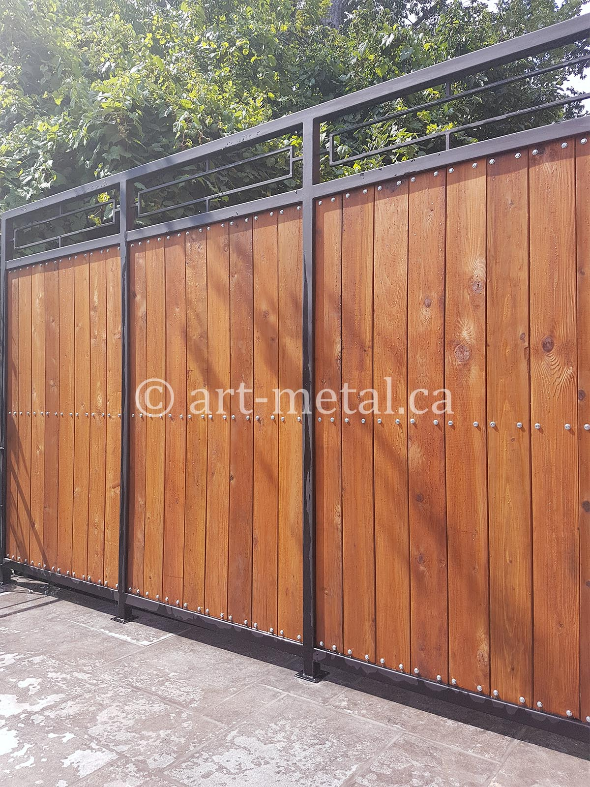 Buy Strong And Secure Gates For Backyard Fence In Toronto with regard to Gate For Backyard Fence