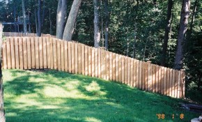 Cedar Fences Wood Fences Americas Backyard In Joliet Il in America'S Backyard Fence