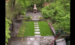 Designing Your Townhouse Garden Landscaping Part 2 Youtube for Townhouse Backyard Ideas