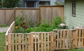 Diy Cheap Fencing Ideas Good Christian Decors Chic But Cheap within Cheap Fence Ideas For Backyard