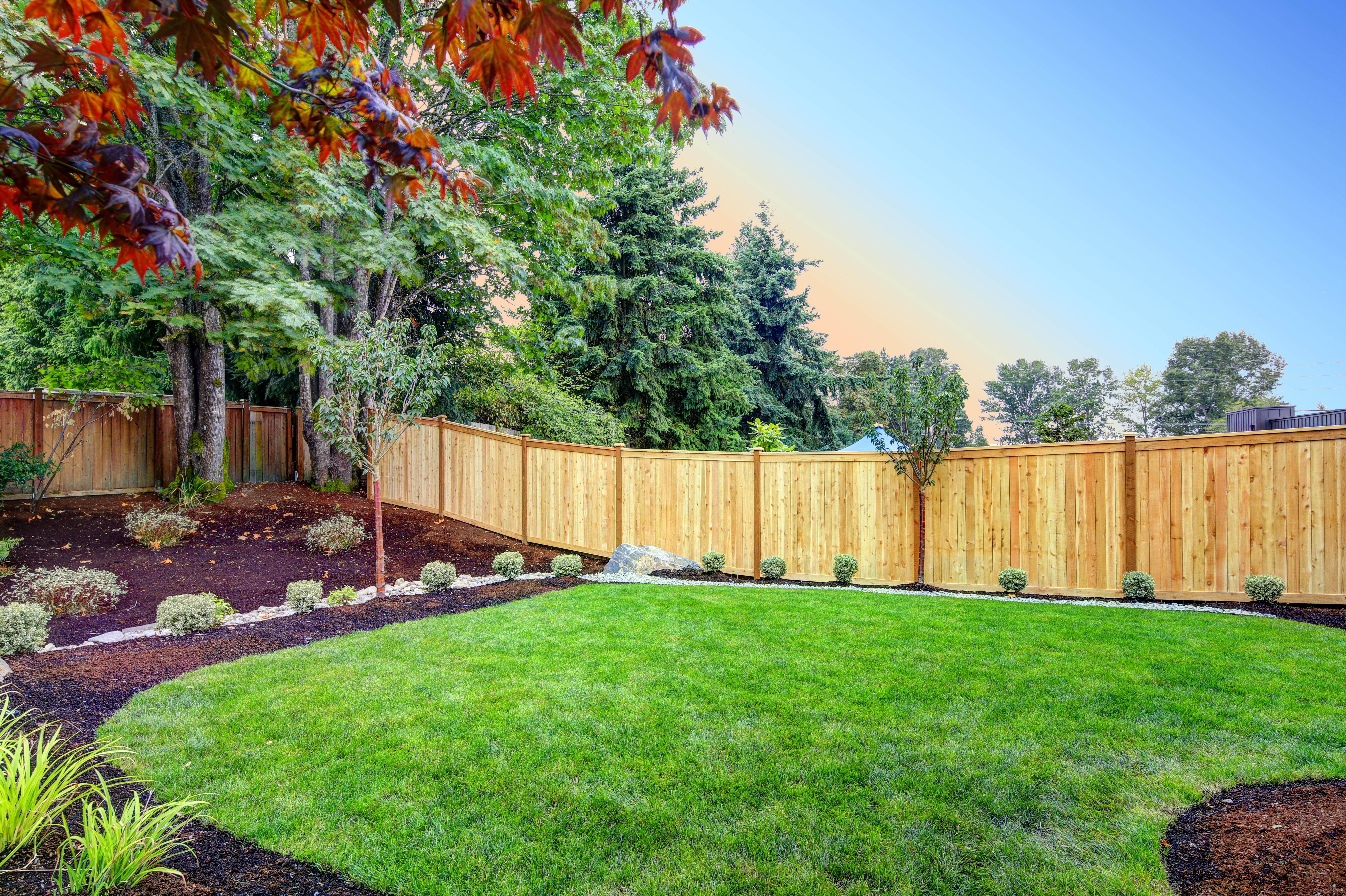 Does A Fence Increase Home Value Heres What The Pros Say with Fences For Backyard
