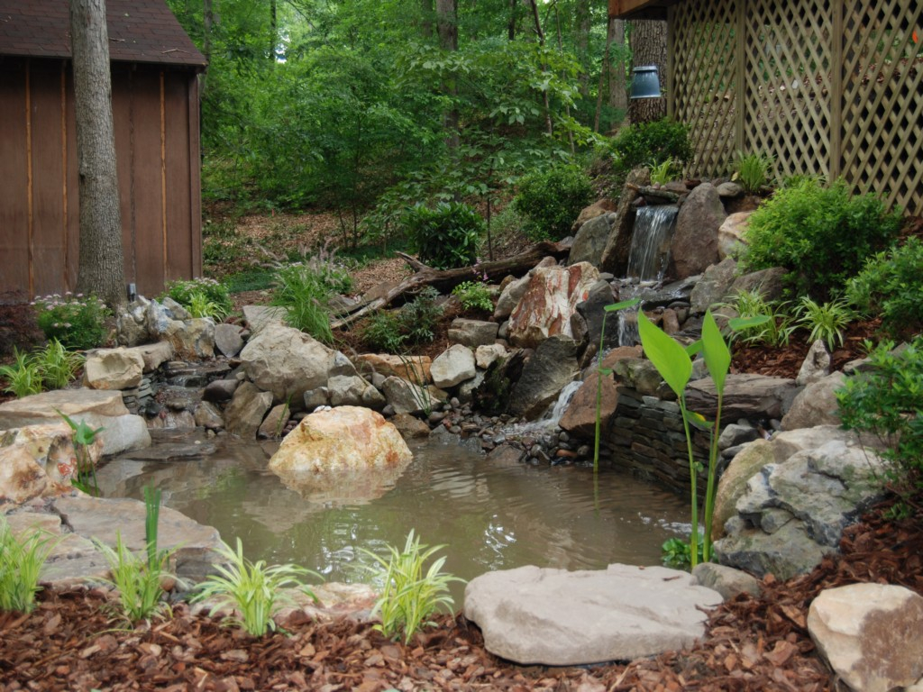 Duck Pond Backyard Three Beach Boys Landscape Backyard Pond intended for 13 Some of the Coolest Initiatives of How to Upgrade Backyard Duck Pond Ideas