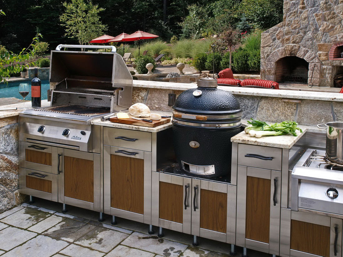 Extraordinary Outside Bbq Ideas Outdoor Diy Small Design Pit with Backyard Grill Ideas