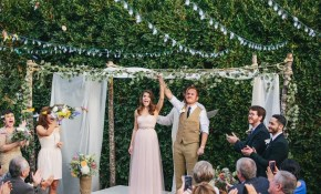 Five Backyard Wedding Themes We Love with regard to Backyard Wedding Idea