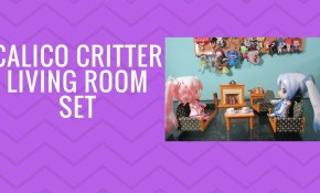 Furniture For Nendoroids Calico Critter Deluxe Living Room Set in 13 Some of the Coolest Initiatives of How to Build Calico Critters Deluxe Living Room Set