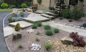 Gravel Garden Ideas Homsgarden intended for 15 Smart Ways How to Makeover Gravel Backyard Landscaping